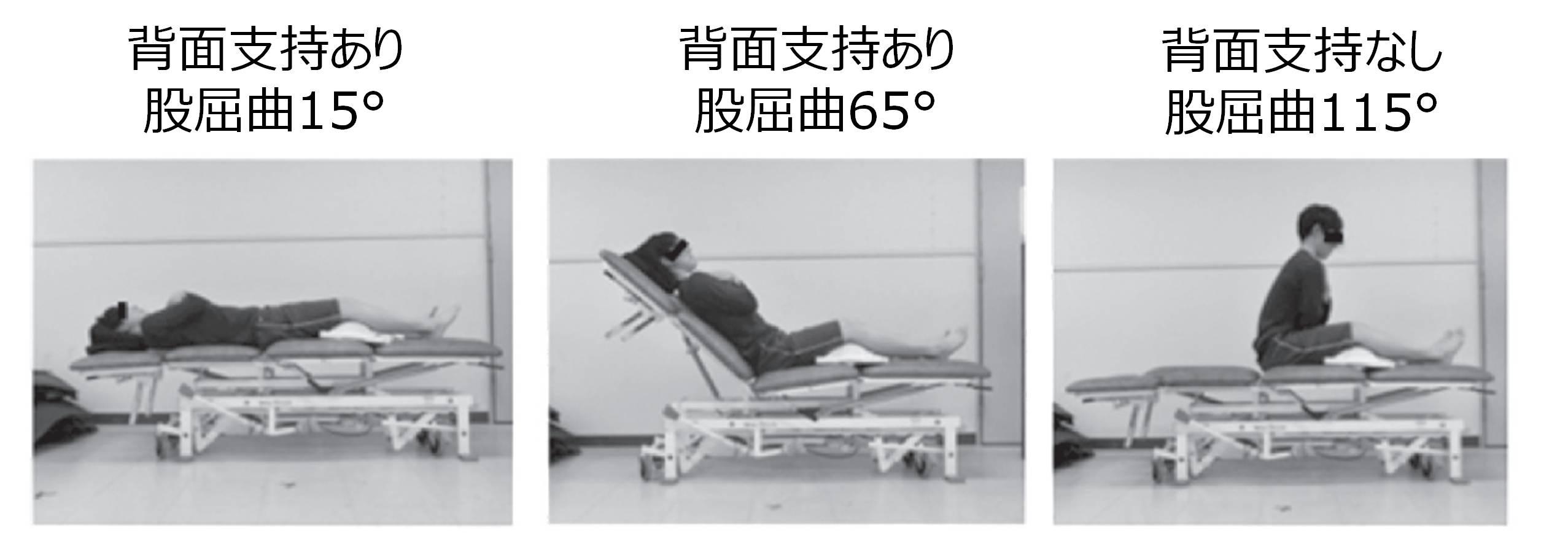 パテラセッティング 座位 体幹